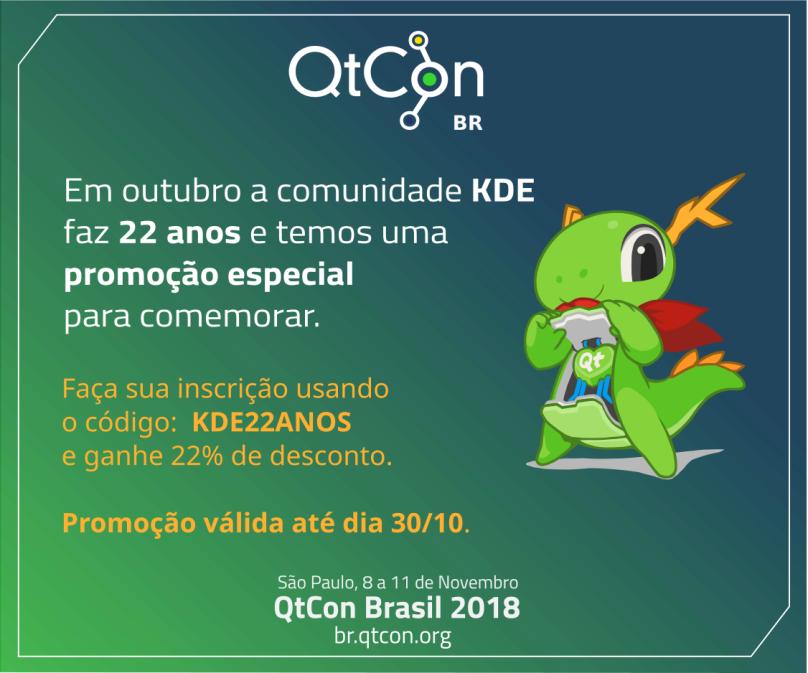 KDE22anos